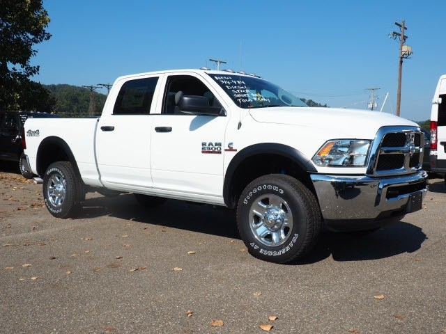2018 Ram 2500 Crew Cab 4x4,  Pickup #347456 - photo 1