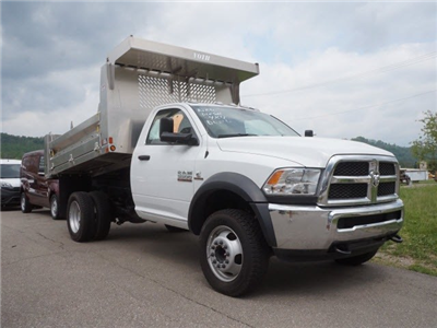 2017 Ram 5500 Regular Cab DRW 4x4,  Dump Body #658467 - photo 1