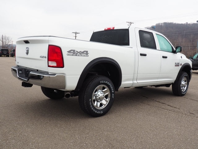 2018 Ram 2500 Crew Cab 4x4,  Pickup #C396058 - photo 2