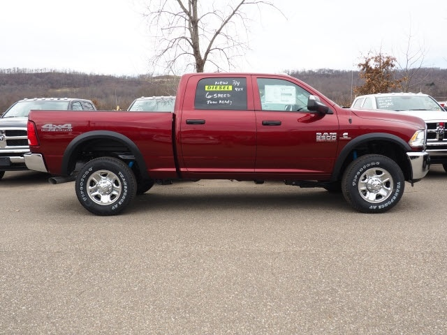 2018 Ram 2500 Crew Cab 4x4,  Pickup #C425652 - photo 3