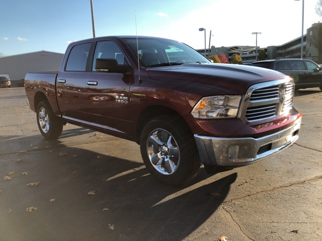 2017 Ram 1500 Crew Cab 4x4,  Pickup #17353 - photo 6