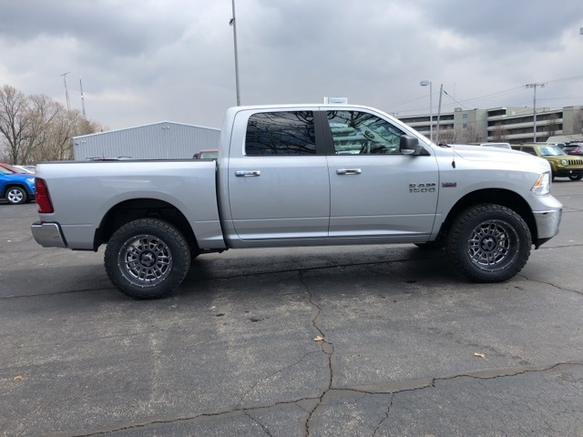 2018 Ram 1500 Crew Cab 4x4,  Pickup #18139 - photo 7