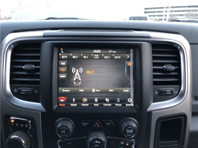2018 Ram 1500 Crew Cab 4x4, Pickup #18143 - photo 12
