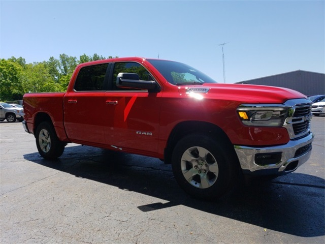2019 Ram 1500 Crew Cab 4x4,  Pickup #19026 - photo 7