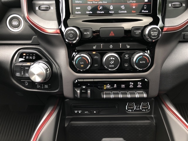 2019 Ram 1500 Crew Cab 4x4,  Pickup #19061 - photo 13