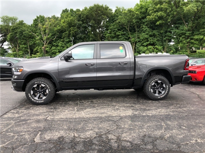2019 Ram 1500 Crew Cab 4x4,  Pickup #19061 - photo 4