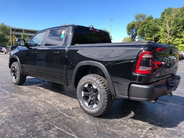 2019 Ram 1500 Crew Cab 4x4,  Pickup #19077 - photo 2