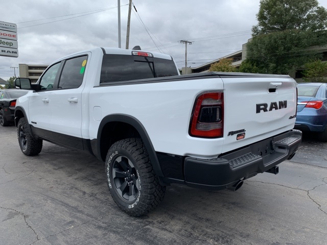 2019 Ram 1500 Crew Cab 4x4,  Pickup #19083 - photo 2