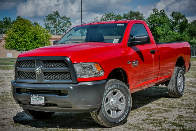 2016 Ram 2500 Regular Cab 4x4 Pickup #161180 - photo 4