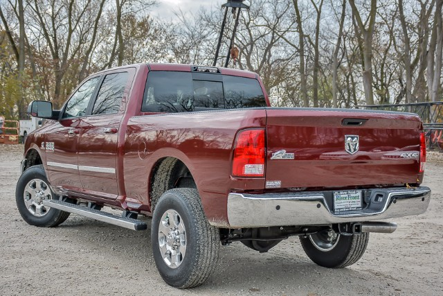2017 Ram 2500 Crew Cab 4x4 Pickup #171696 - photo 5
