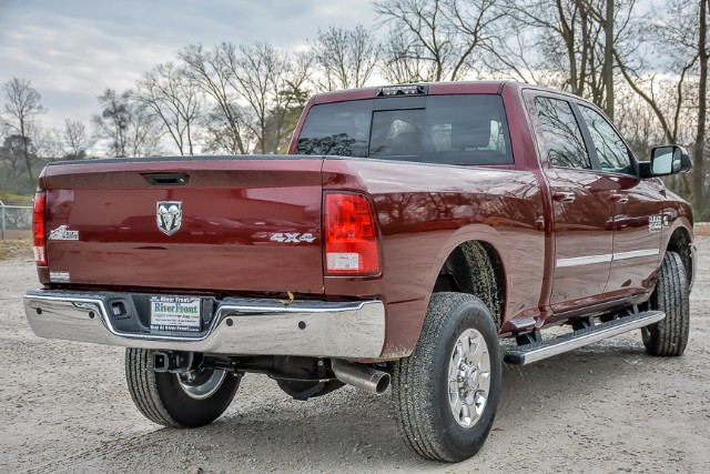 2017 Ram 2500 Crew Cab 4x4 Pickup #171696 - photo 2