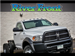 2017 Ram 4500 Regular Cab DRW 4x4,  Cab Chassis #17816 - photo 1