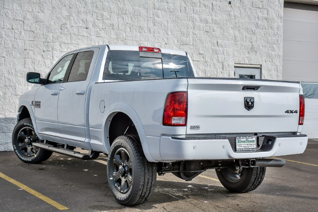 2018 Ram 2500 Crew Cab 4x4 Pickup #18038 - photo 5
