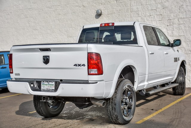 2018 Ram 2500 Crew Cab 4x4 Pickup #18038 - photo 2