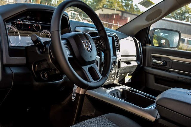 2018 Ram 1500 Crew Cab 4x4,  Pickup #18073D - photo 12