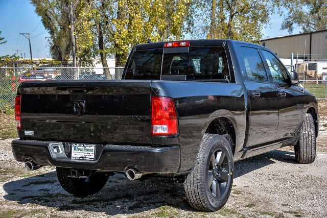 2018 Ram 1500 Crew Cab 4x4,  Pickup #18073D - photo 2