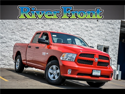 2018 Ram 1500 Quad Cab 4x4,  Pickup #181066 - photo 1