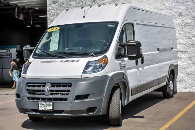 2018 ProMaster 3500 High Roof FWD,  Empty Cargo Van #181184 - photo 4