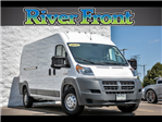 2018 ProMaster 3500 High Roof FWD,  Empty Cargo Van #181184 - photo 1