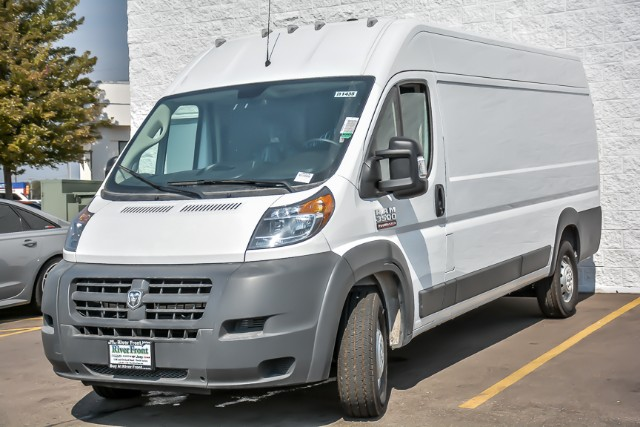 2018 ProMaster 3500 High Roof FWD,  Empty Cargo Van #181435 - photo 4