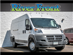 2018 ProMaster 3500 High Roof FWD,  Empty Cargo Van #181435 - photo 1