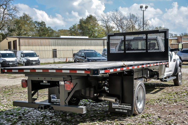 2018 Ram 5500 Regular Cab DRW 4x2,  Morgan MHP Heavy Duty Platform Body #181476 - photo 2