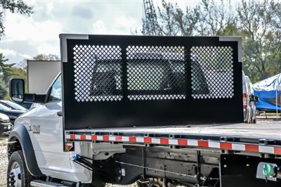 2018 Ram 5500 Regular Cab DRW 4x2,  Morgan MHP Heavy Duty Platform Body #181476 - photo 9