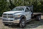 2018 Ram 5500 Regular Cab DRW 4x2,  Morgan MHP Heavy Duty Platform Body #181476 - photo 4
