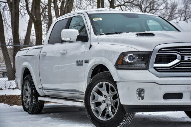 2018 Ram 1500 Crew Cab 4x4, Pickup #18456 - photo 3
