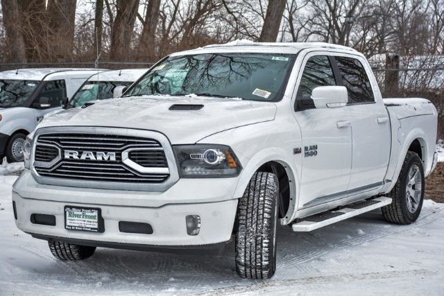 2018 Ram 1500 Crew Cab 4x4, Pickup #18456 - photo 8