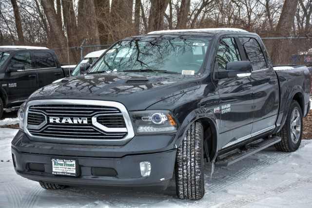 2018 Ram 1500 Crew Cab 4x4, Pickup #18469 - photo 8