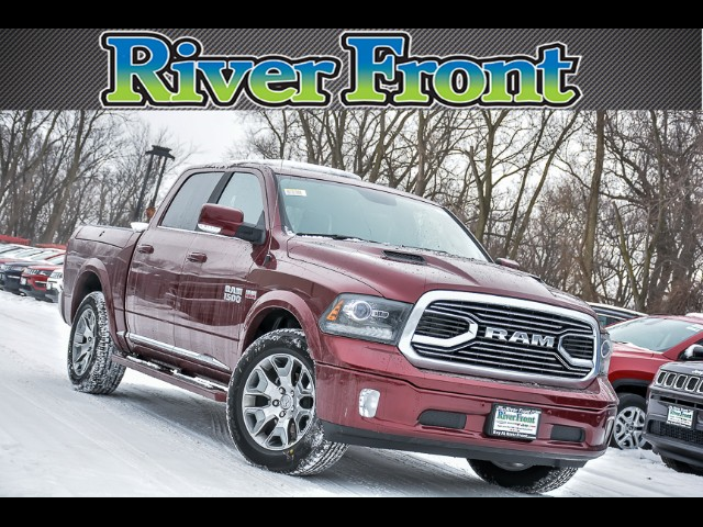 2018 Ram 1500 Crew Cab 4x4 Pickup #18470 - photo 1