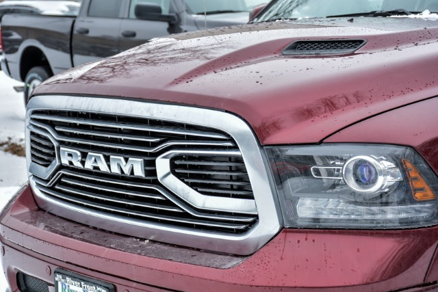 2018 Ram 1500 Crew Cab 4x4 Pickup #18470 - photo 11