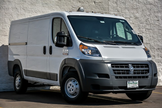 2018 ProMaster 1500 Standard Roof, Cargo Van #18535 - photo 3