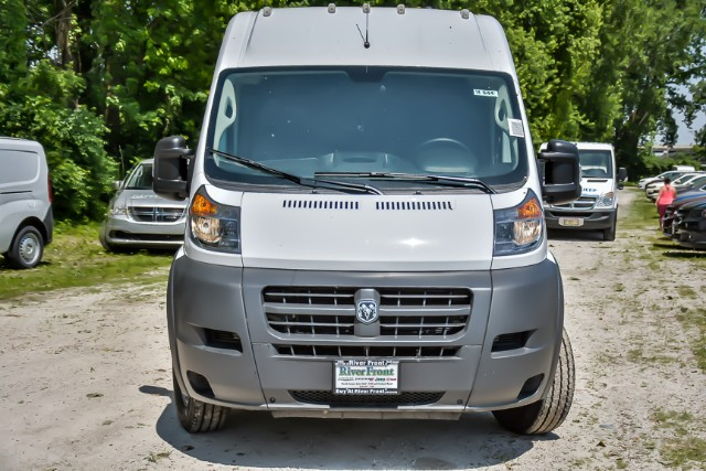 2018 ProMaster 1500 High Roof 4x2,  Empty Cargo Van #18544 - photo 4