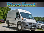 2018 ProMaster 1500 High Roof 4x2,  Empty Cargo Van #18544 - photo 1