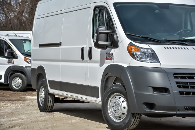 2018 ProMaster 1500 High Roof FWD,  Empty Cargo Van #18546 - photo 4