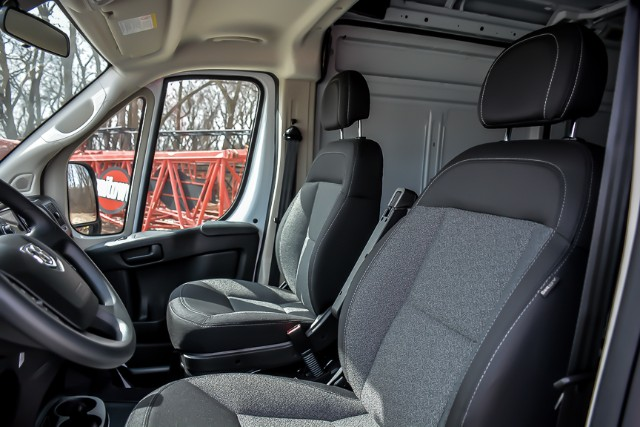 2018 ProMaster 1500 High Roof FWD,  Empty Cargo Van #18546 - photo 12