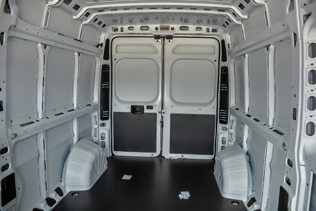 2018 ProMaster 1500 High Roof FWD,  Empty Cargo Van #18546 - photo 2
