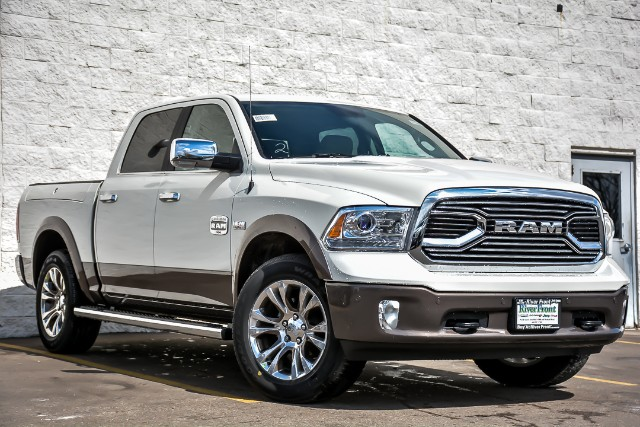 2018 Ram 1500 Crew Cab 4x4, Pickup #18598 - photo 3