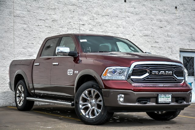 2018 Ram 1500 Crew Cab 4x4, Pickup #18610 - photo 3