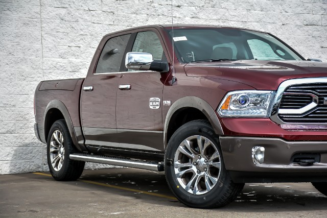 2018 Ram 1500 Crew Cab 4x4, Pickup #18610 - photo 4