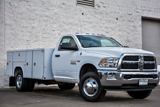 2018 Ram 3500 Regular Cab DRW, Service Body #18655 - photo 3