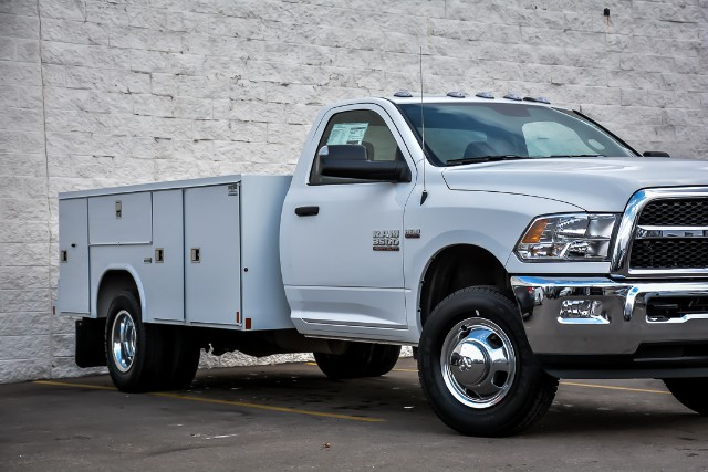 2018 Ram 3500 Regular Cab DRW, Service Body #18655 - photo 4