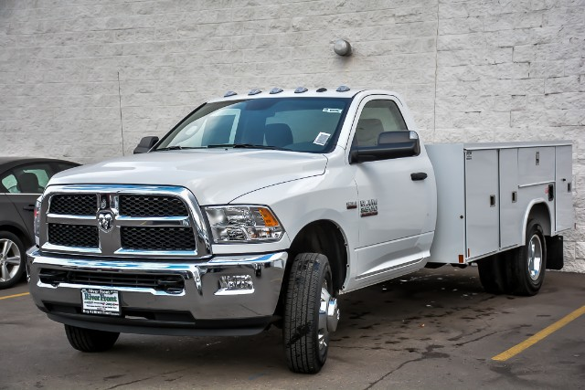 2018 Ram 3500 Regular Cab DRW, Service Body #18655 - photo 10