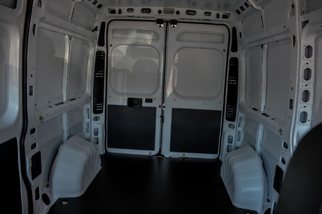 2018 ProMaster 1500 High Roof 4x2,  Empty Cargo Van #18677 - photo 2