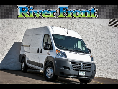 2018 ProMaster 1500 High Roof 4x2,  Empty Cargo Van #18677 - photo 1