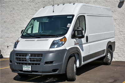 2018 ProMaster 1500 High Roof 4x2,  Empty Cargo Van #18677 - photo 8