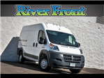 2018 ProMaster 1500 High Roof FWD,  Empty Cargo Van #18677 - photo 1