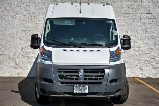 2018 ProMaster 1500 High Roof 4x2,  Empty Cargo Van #18808 - photo 7